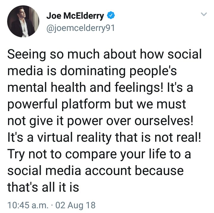 [Image] Social media is a virtual reality