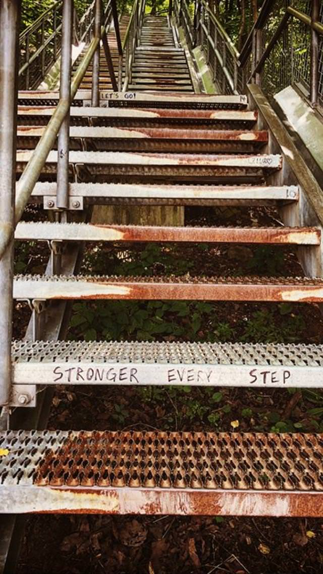 [Image] Stronger Every Step