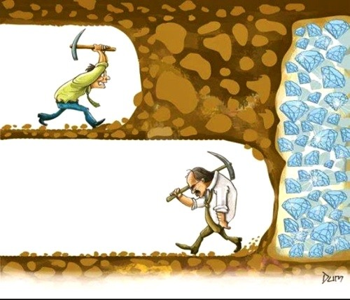 [Image] Anytime you think about giving up or lose the motivation to keep working hard, think about this picture