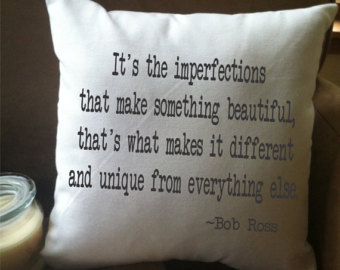 [Image] Powerful quote from a pillow