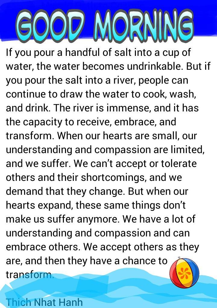 [image] Be compassionate to all
