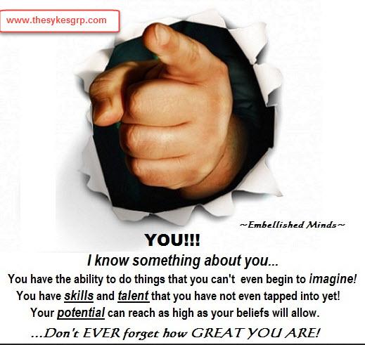 [Image] You!