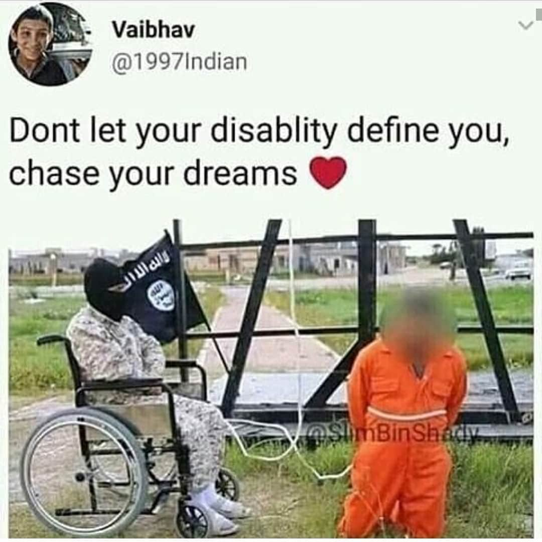 Chase your dreams! [Image]