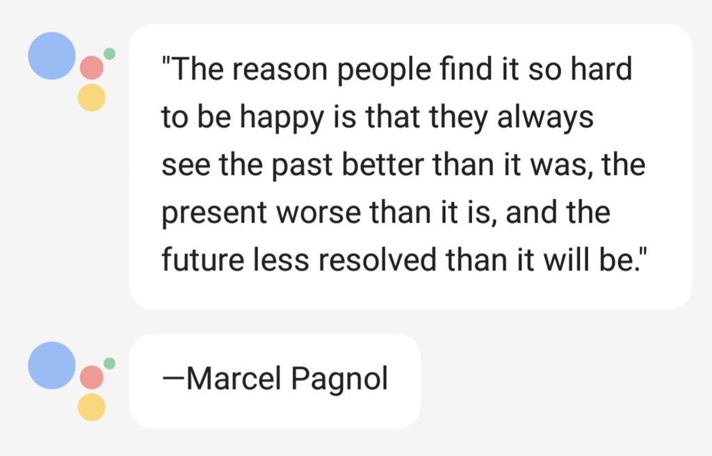 [Image] The reason people find it so hard to be happy