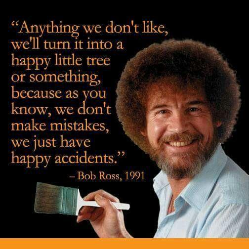 [Image] Happy accidents