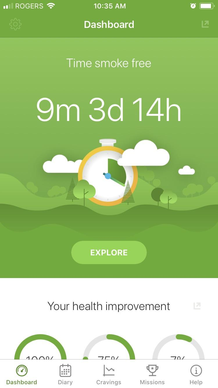 [image] Since we're sharing our personal victories over addiction, here's mine. I'm also 3 years sober from alcohol in January.