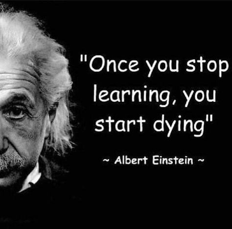 [Image]because learning is a never ending process