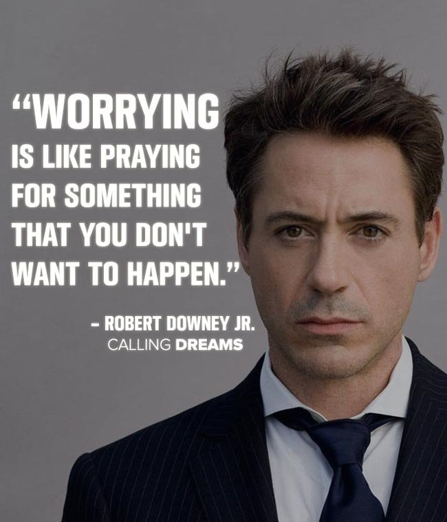 [Image] Stop worrying