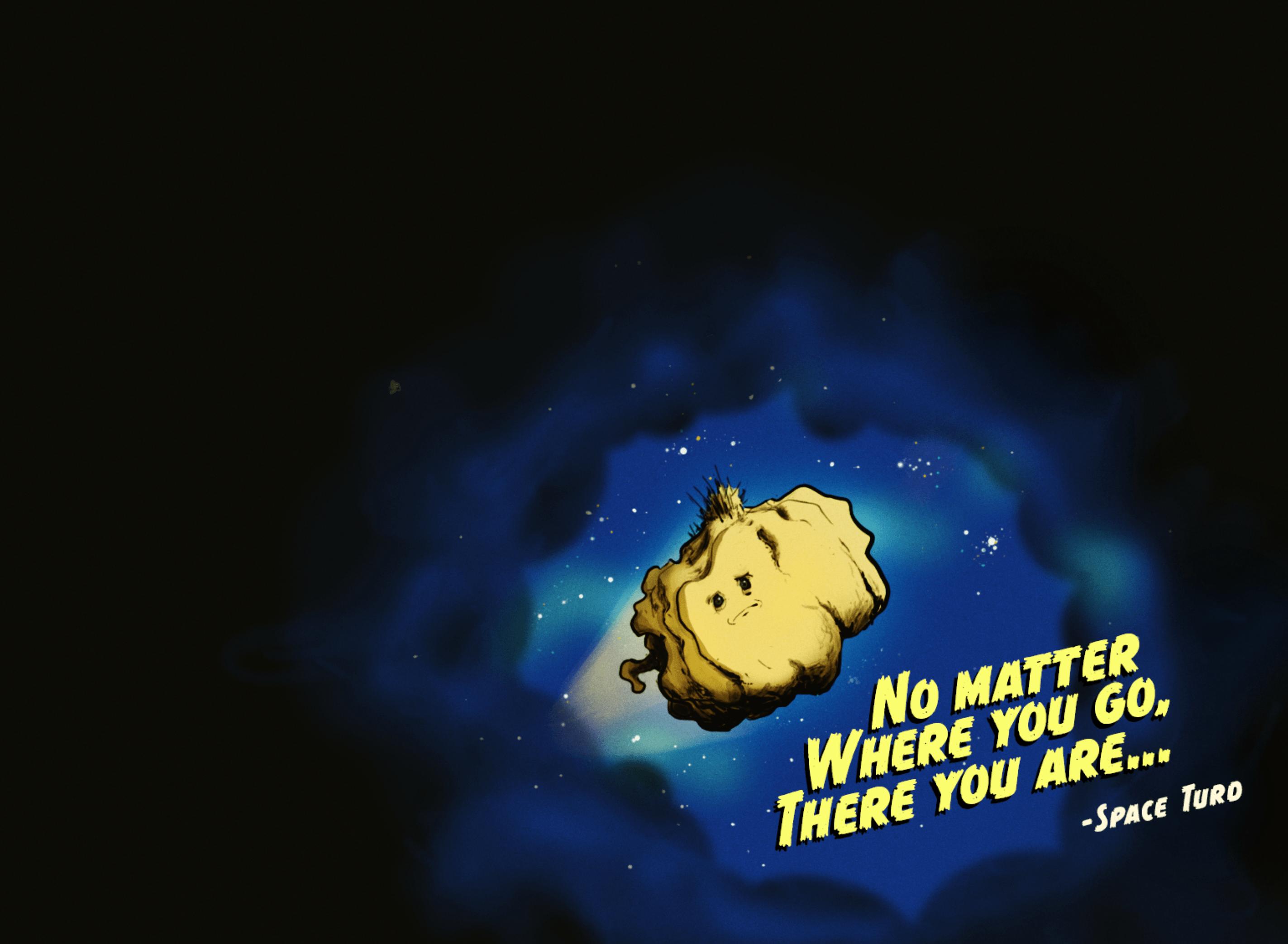[image] No matter where you go..
