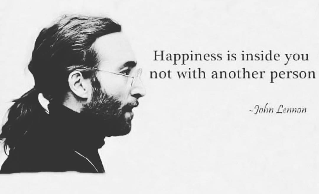 [Image] Lennon said it right