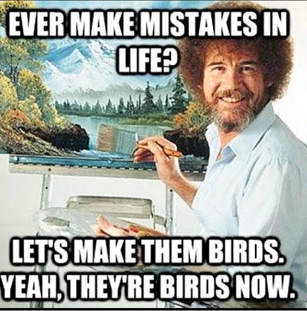 [Image] Make them birds