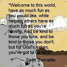 For God's sakes, you've got to be kind! [720X720]