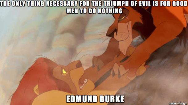 [Image] Triumph of Evil
