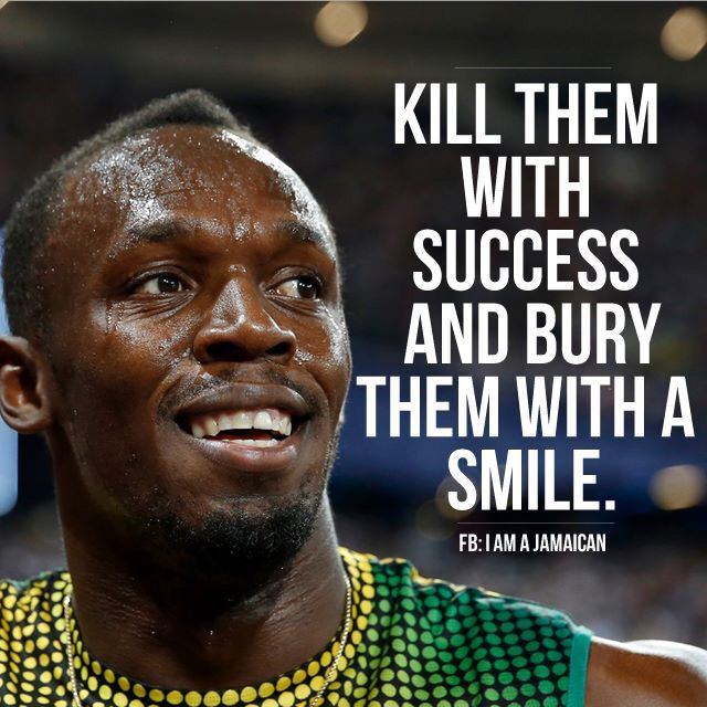 [Image] Kill them with success