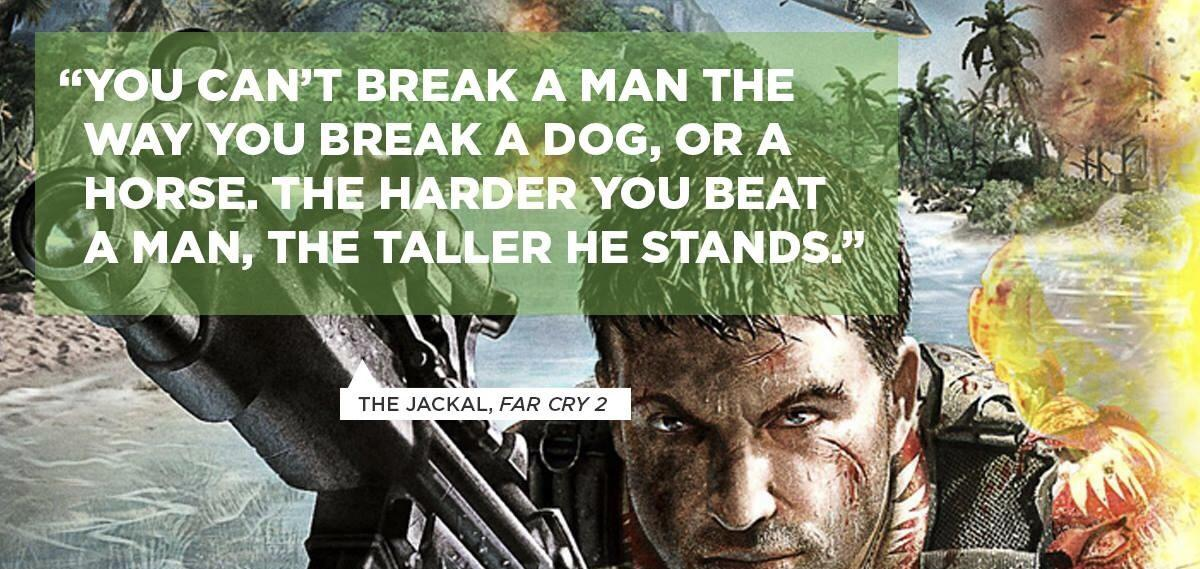 [Image] A little video game motivation from one of my favourite series'