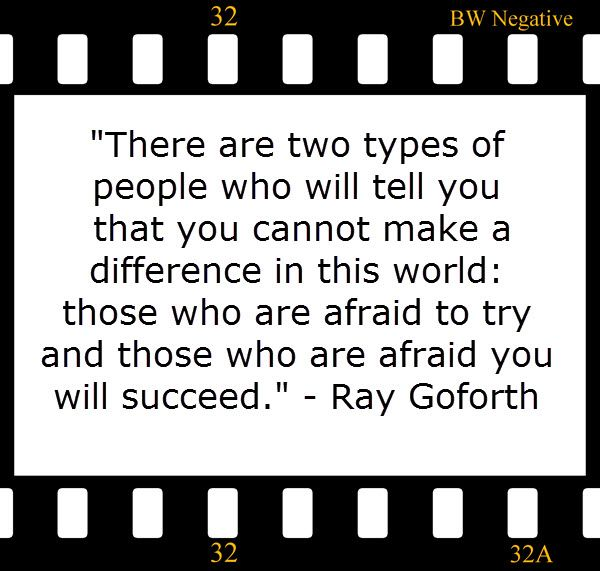 [Image] There are two types of people