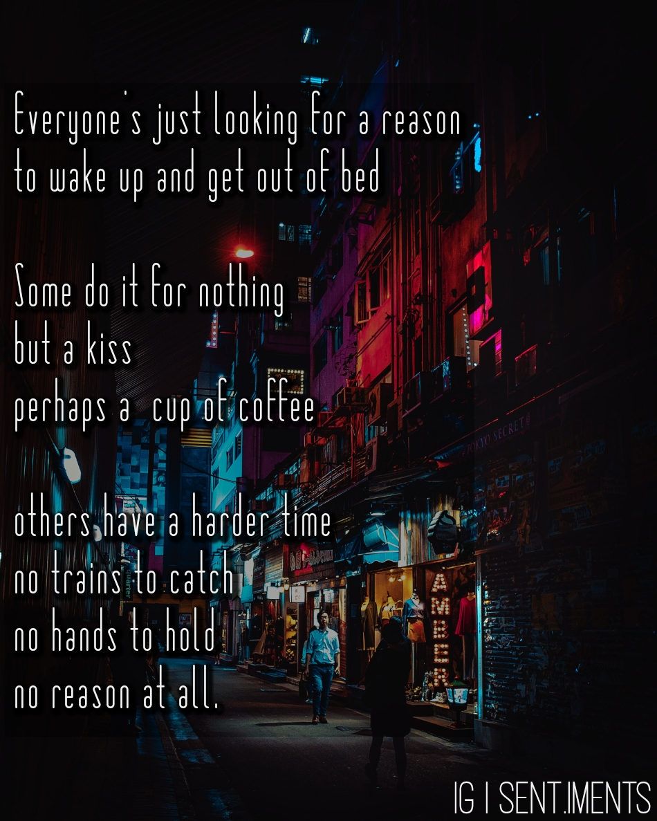 Everyone's just looking for a reason……….by Unknown (950X1187)