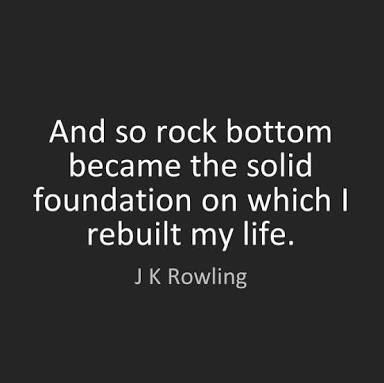 [Image] Never give up! Rise again and rebuild.