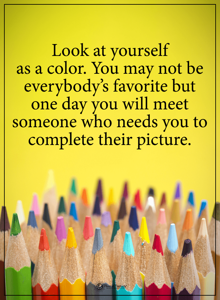 [Image] Look at yourself as a color