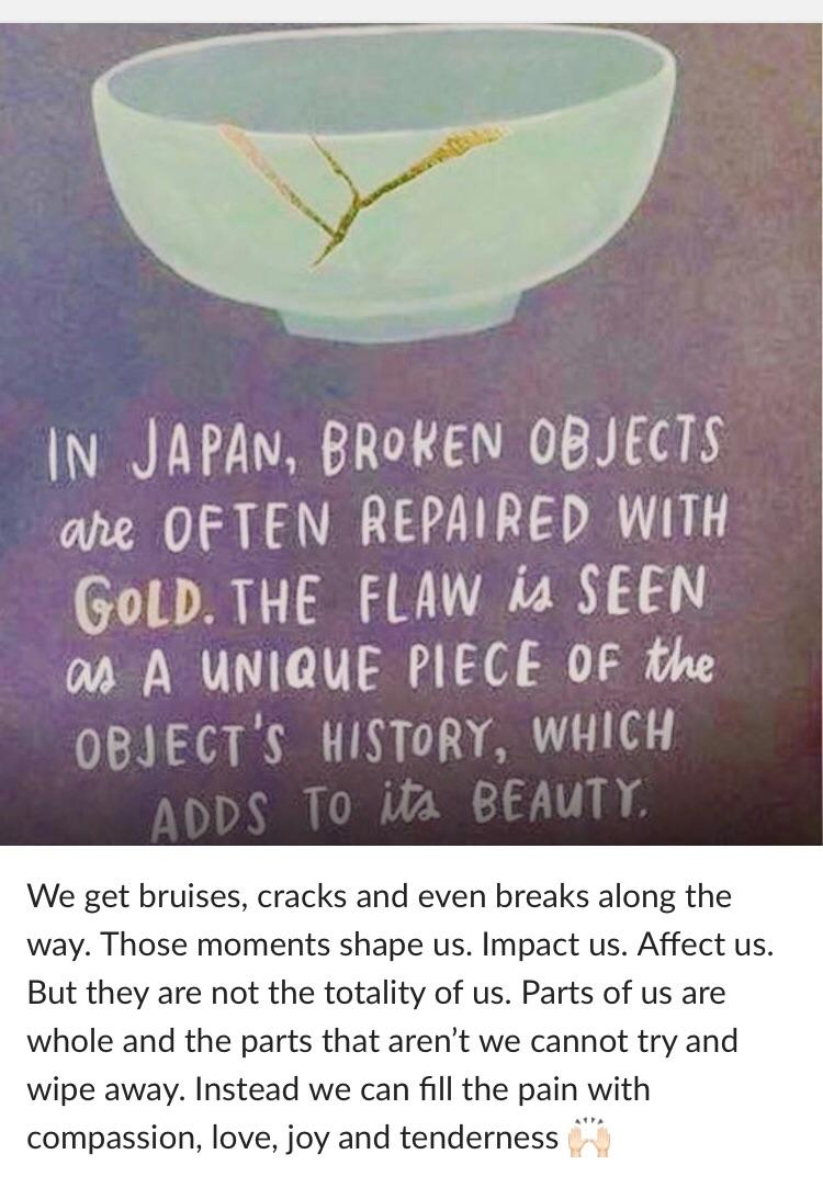 [Image] Consider this the next time you feel broken