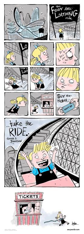 [Image] Take the ride