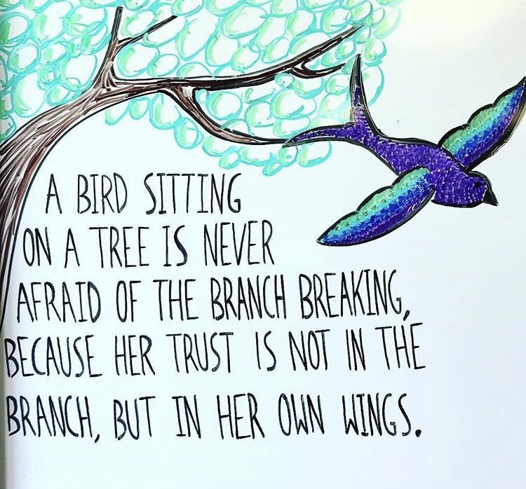 [image] Trust your wings