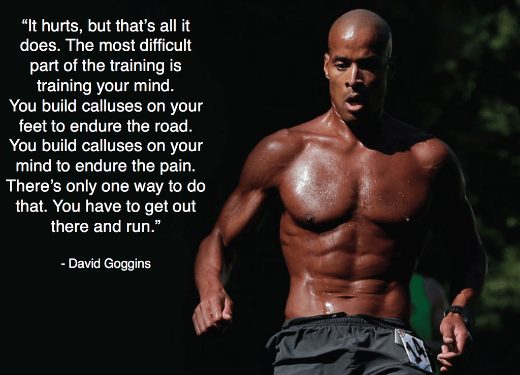 [Image] You have to get out there and run