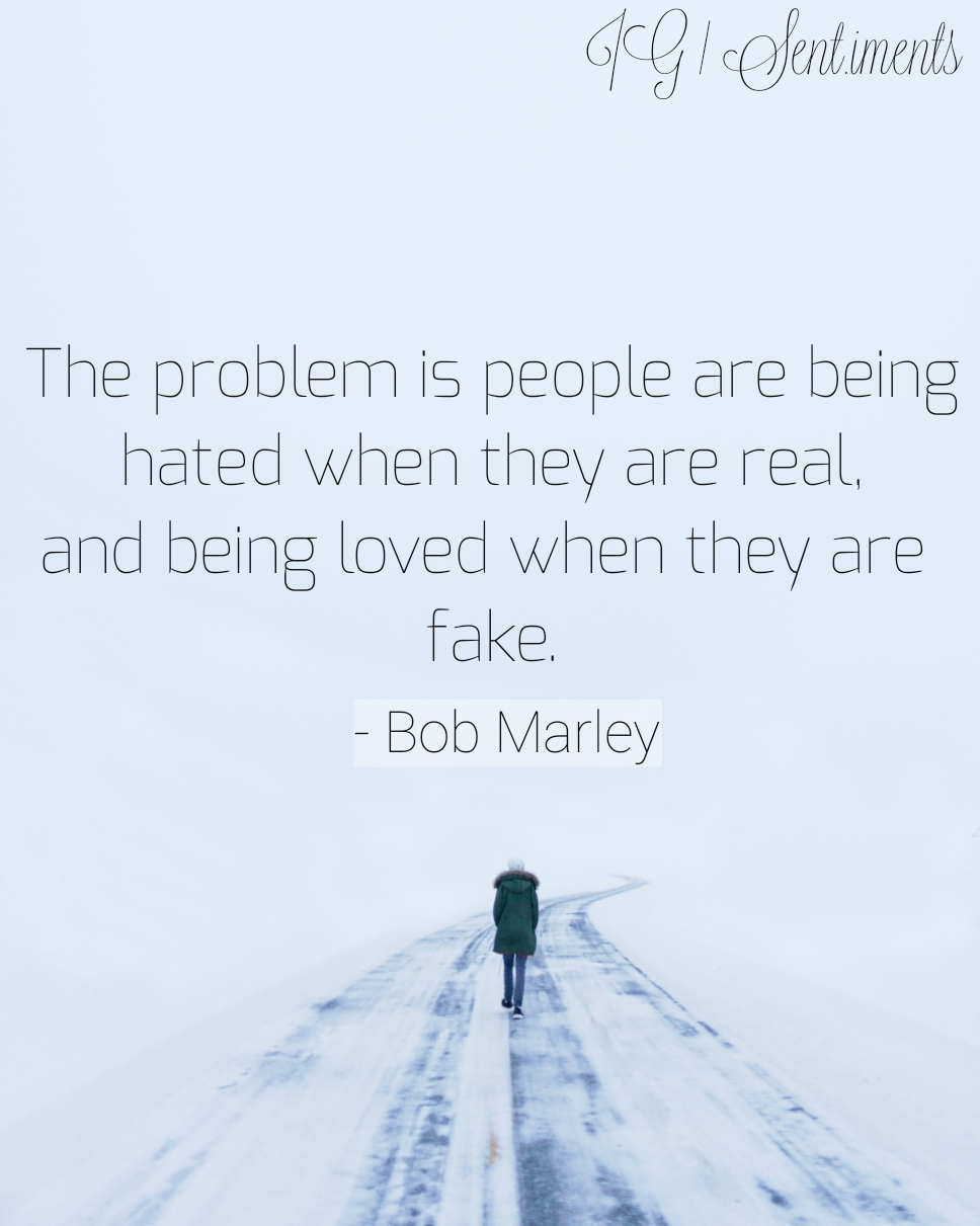 The problem is……..by Bob Marley (968X1211)