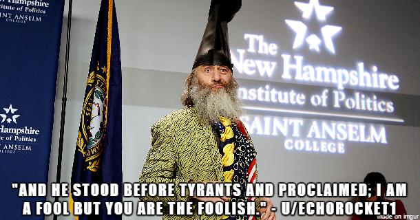 """And he stood before tyrants and proclaimed…"" – u/echorocket1 [610 x 320]"
