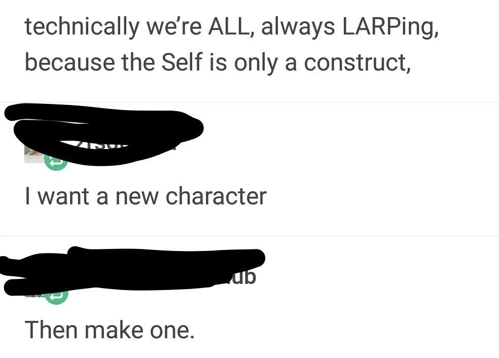 [Image]Life is LARP