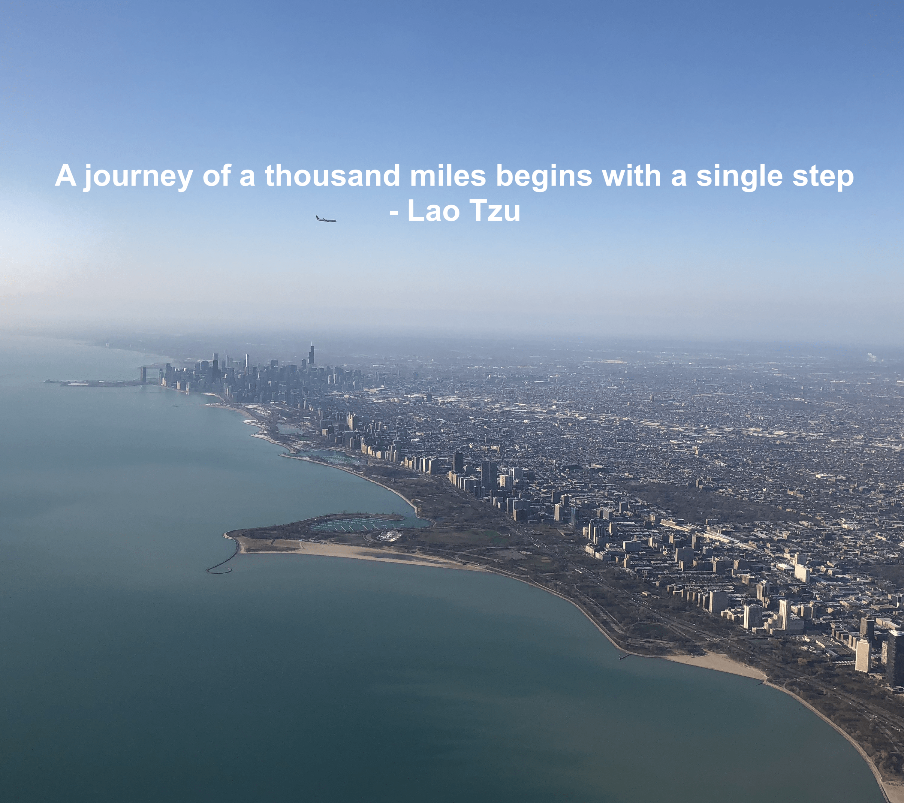 A journey of a thousand miles begins with a single step. – Lao Tzu 3012 × 2675