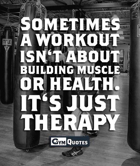 [Image] It's just therapy