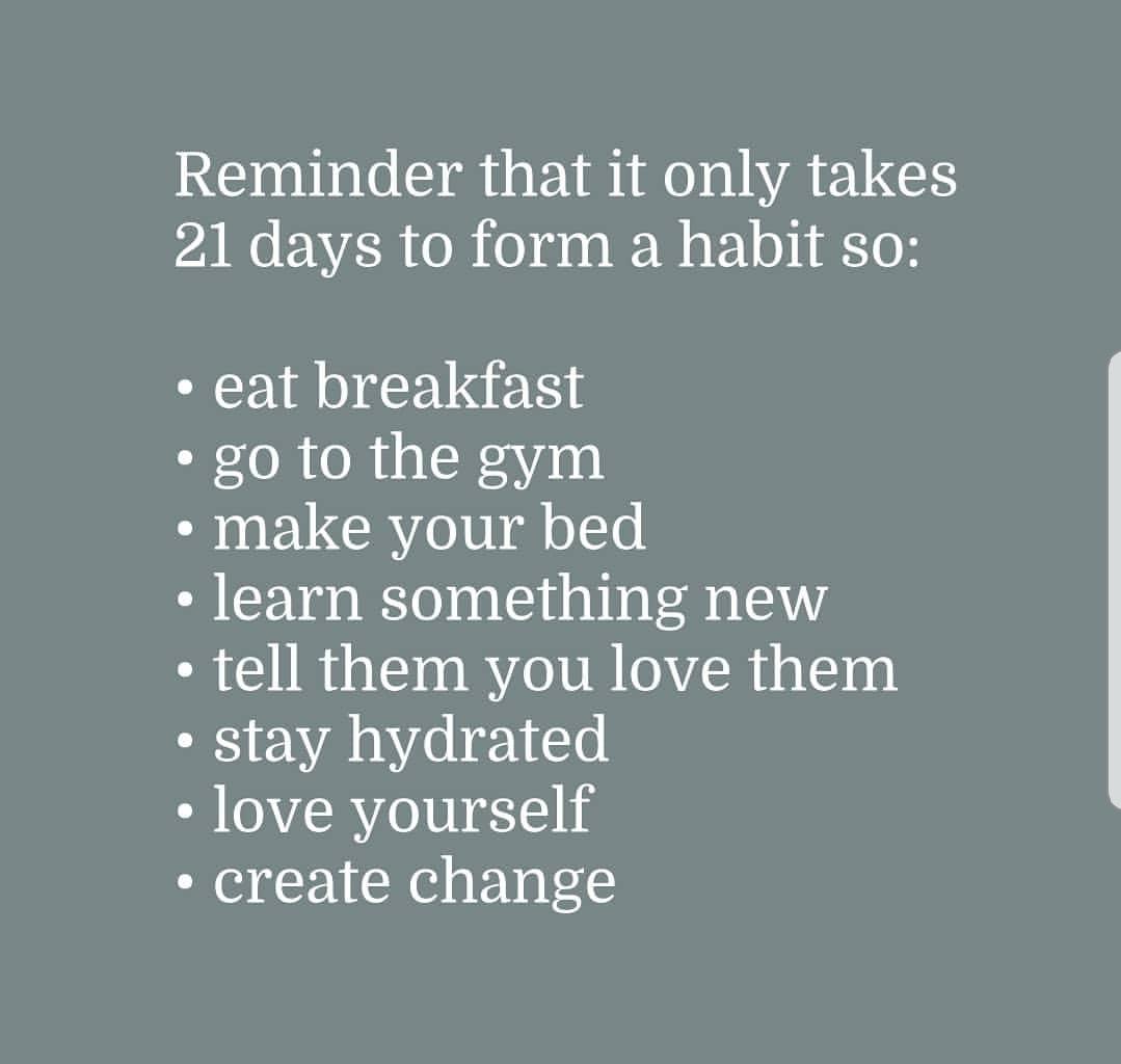 [Image] Habit