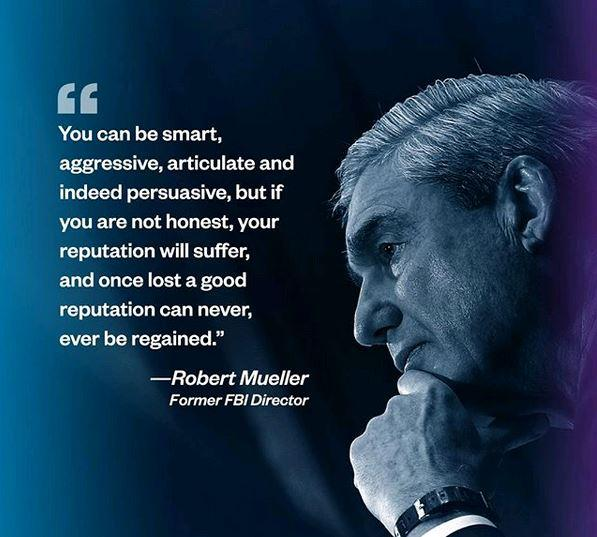 Posting Mueller every day until the midterms: 13 days left. Here's some words of wisdom from the man.