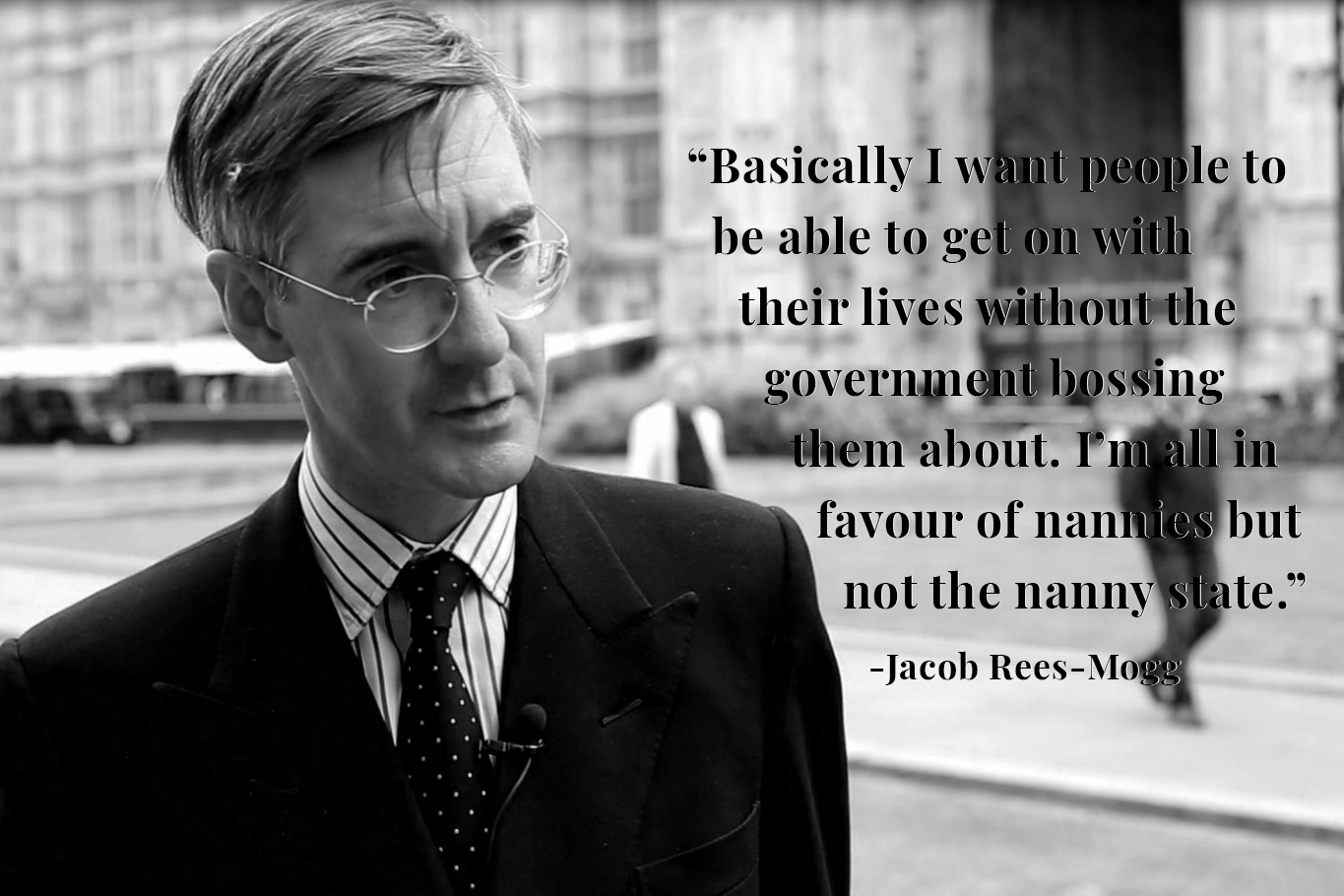 """I want people to be able to get on with their lives"" – Jacob Rees-Mogg [1600×910]"