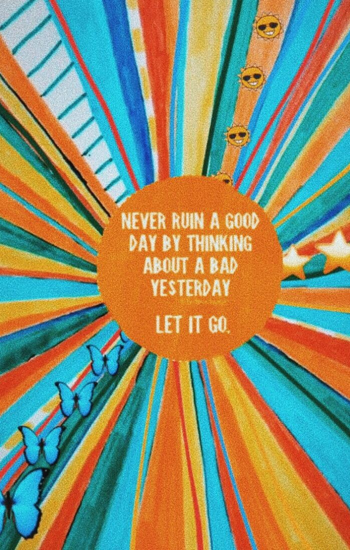 Never ruin a good day [699 x 1100]