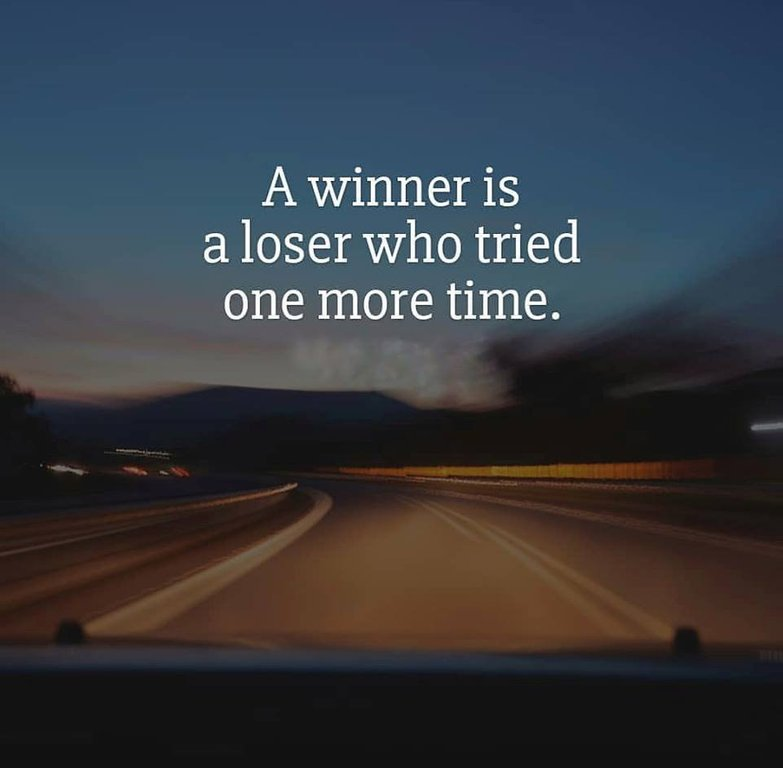 [Image] What a winner is