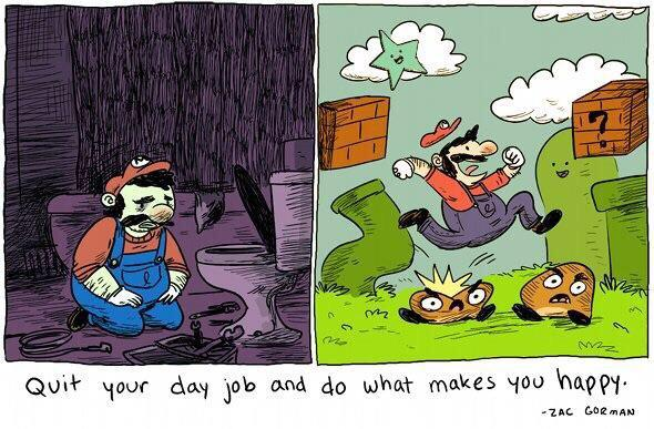 [Image] Have fun and chase your dreams