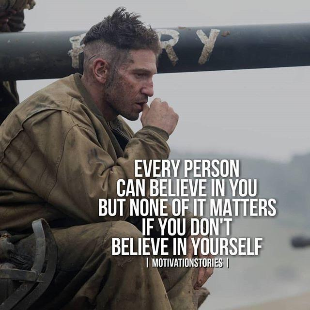[image] Believe in yourself!