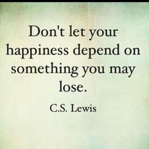 [Image] Happiness comes from within.