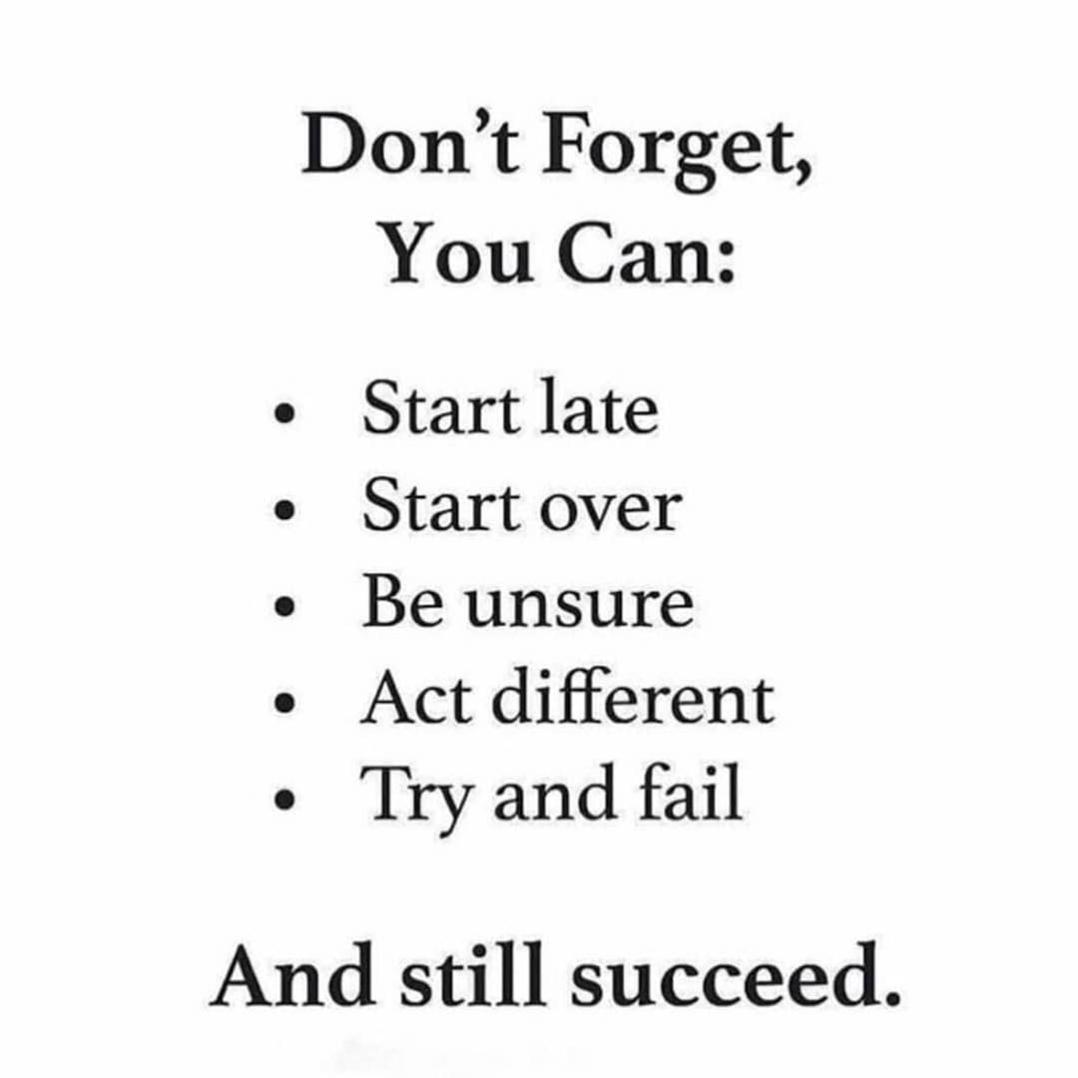 [Image] You can and will succeed