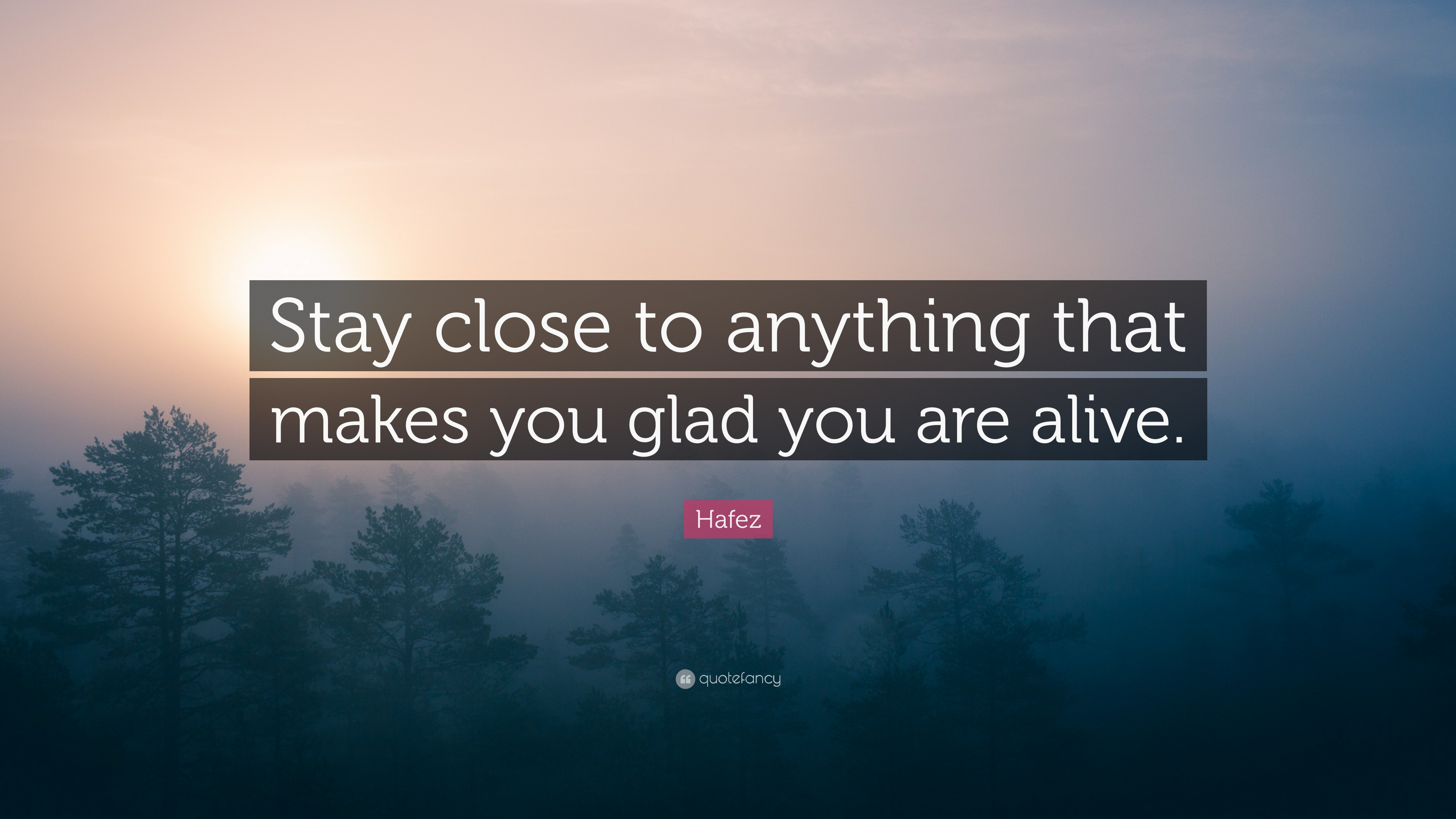 [Image] Stay close…