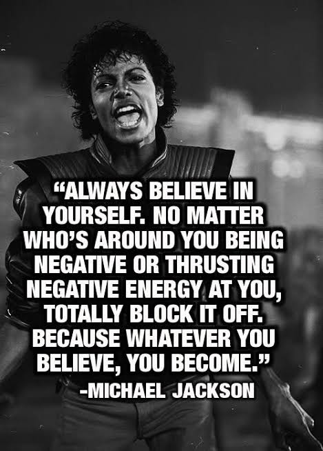 [Image] Words of wisdom by MJ