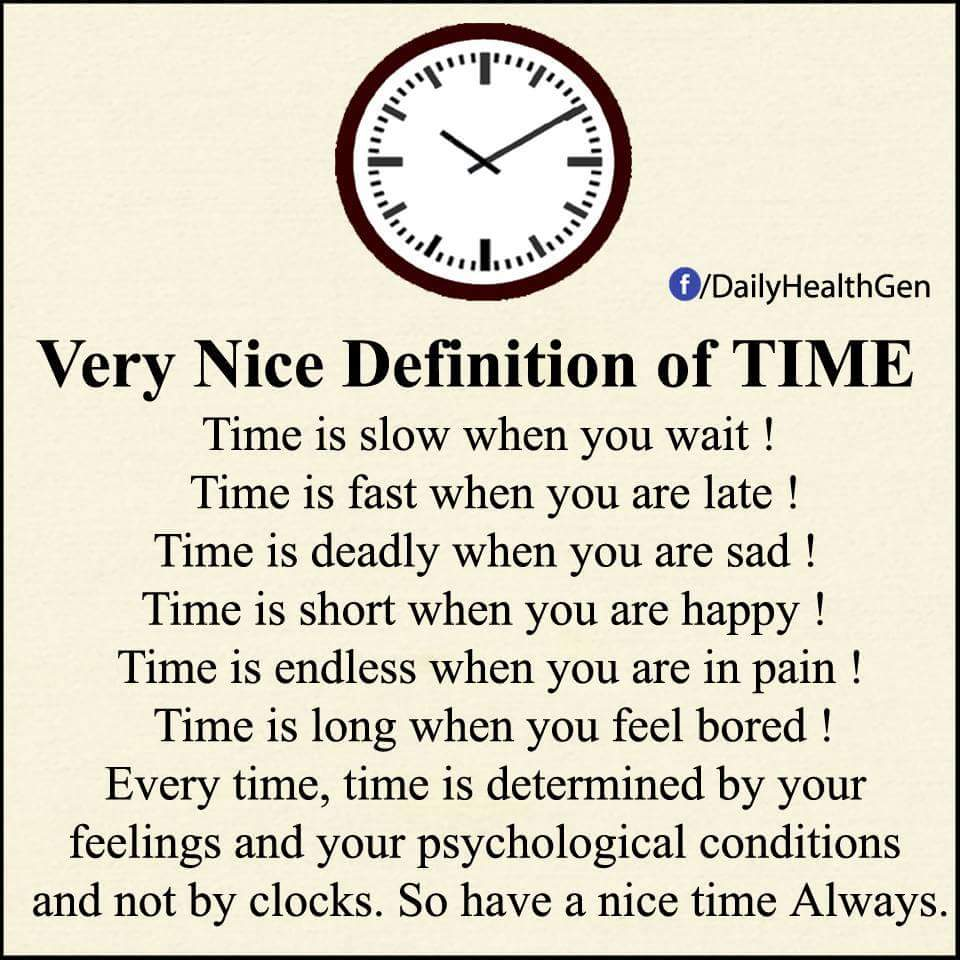[Image] Have a nice time always
