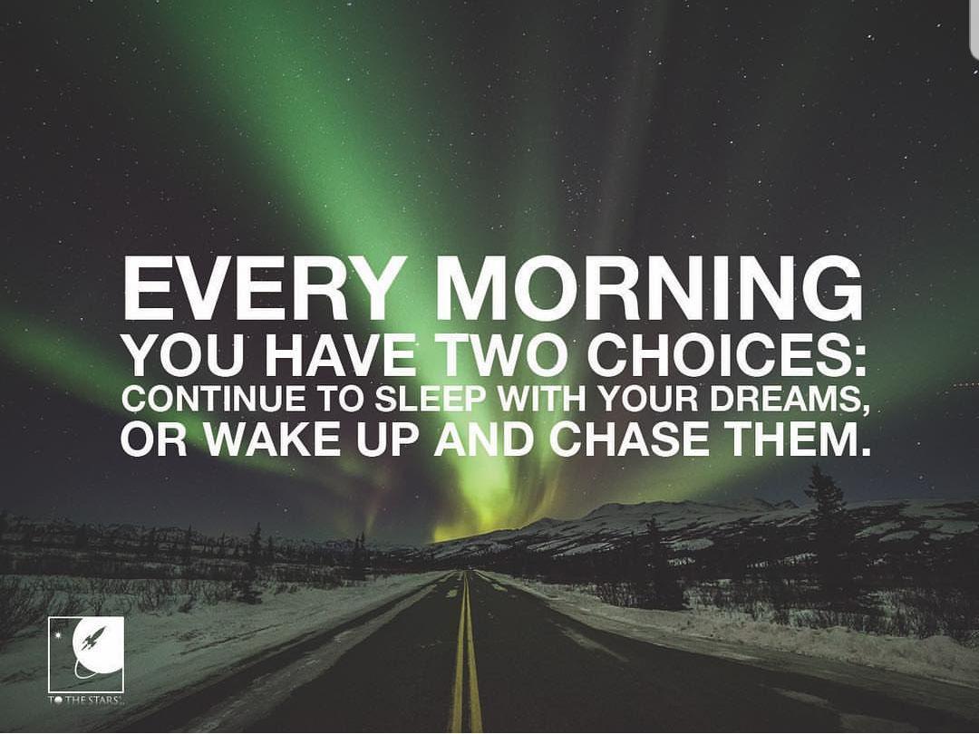 [image] Chasing Dreams