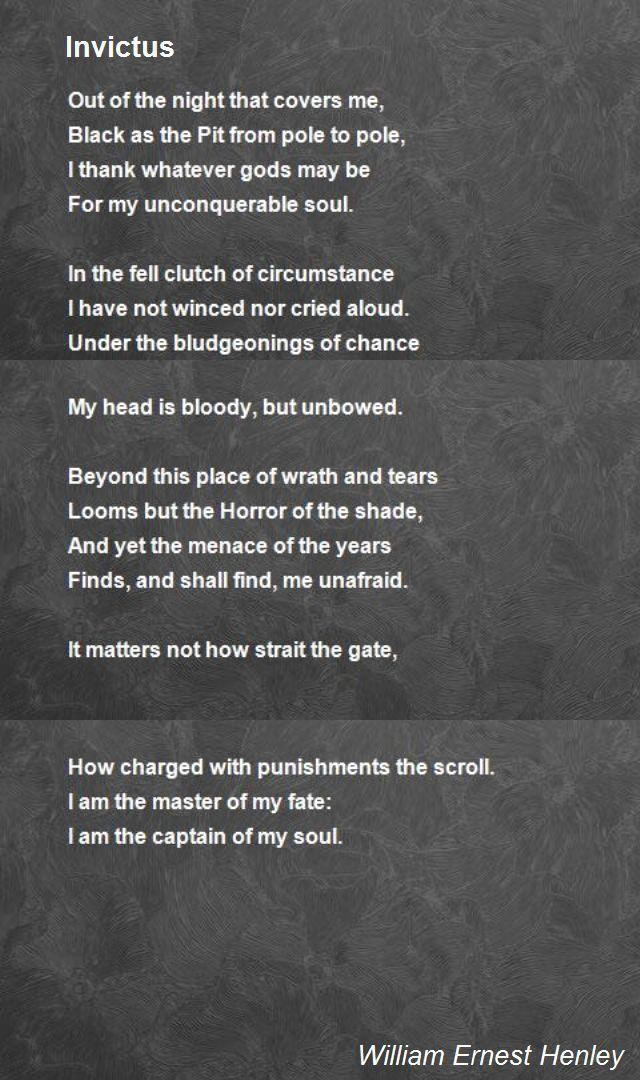 [Image] The most motivational poem I have ever read, and I want to share it with you all.