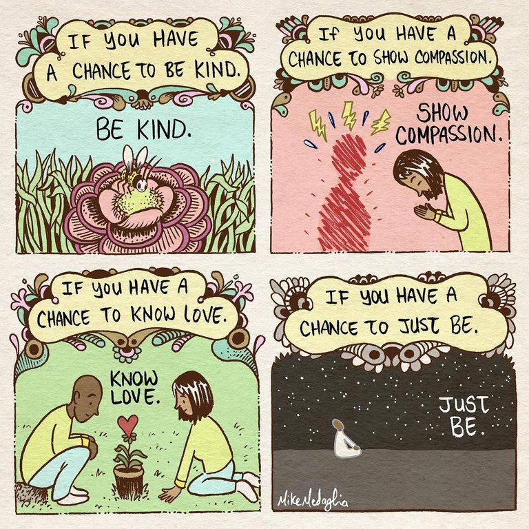 [Image] Just be