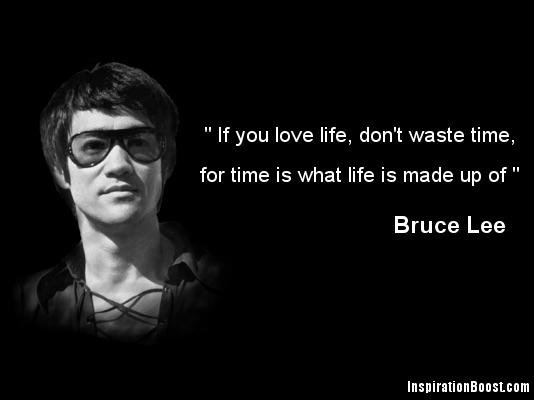 [image] Happy Birthday to the legend, Bruce Lee
