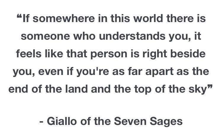 """If somewhere in this world there is someone who understands you"" – Giallo of the Seven Sages from Pokémon [750 x 449]"