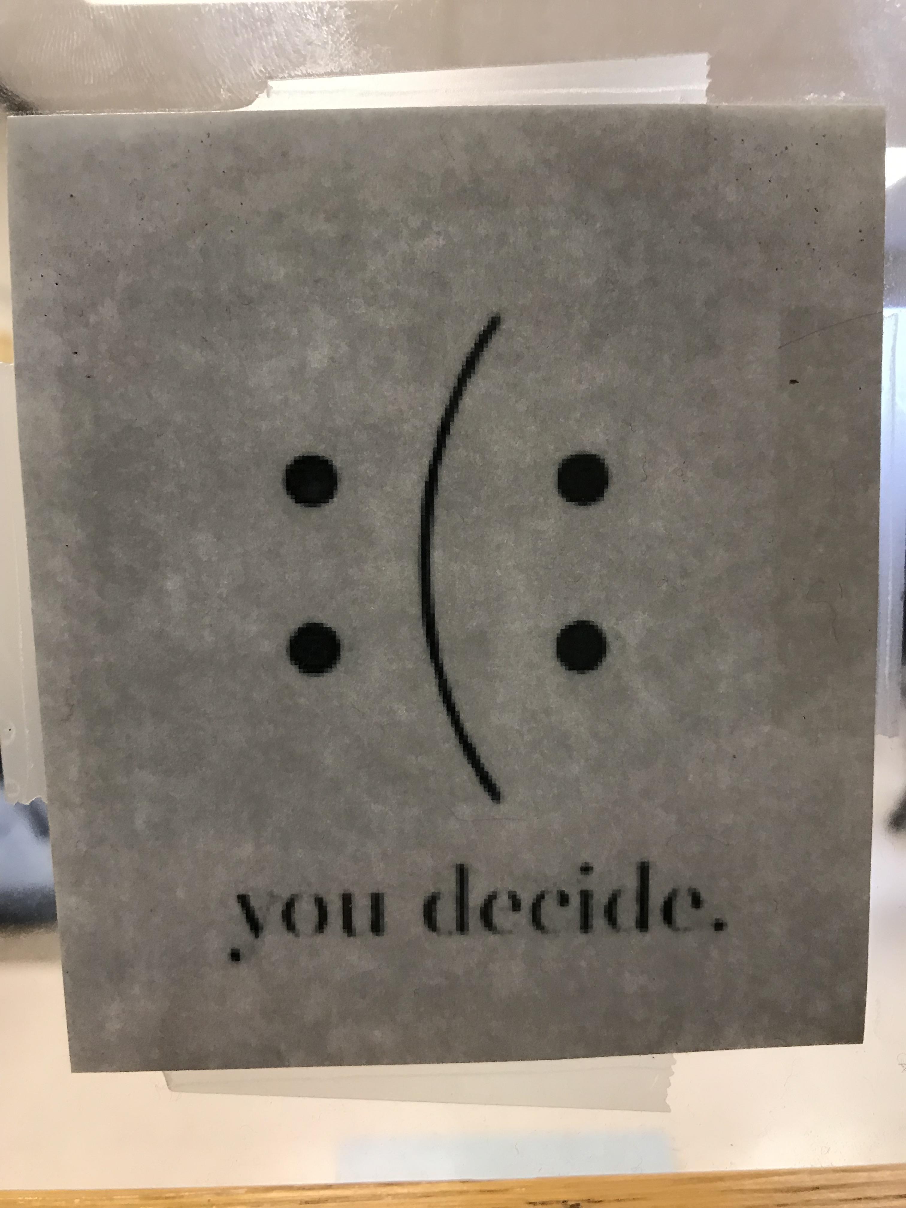 [Image] You decide.